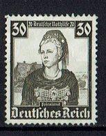 DR 1935 // Mi. 596 ** - Duitsland