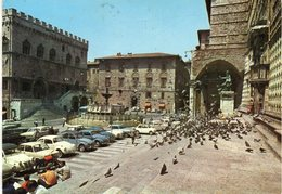 PERUGIA - Piazza IV Novembre E Fontana Maggiore - Perugia
