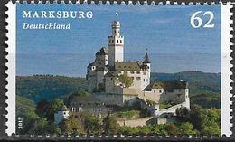 2015 Deutschland  Allem. Fed. Mi. 3122 **MNH Marksburg - [7] Repubblica Federale