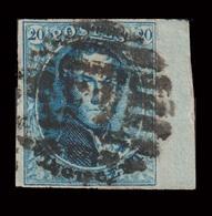 COB N° 11 TB - Bien Margé + Bord De Feuille - P4 (ANVERS) - Emplacement N° 90 Sur Le Panneau. - 1849-1865 Medallions (Other)