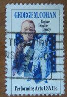 1978 USA Stati Uniti  Attori M. Cohan Yankee Doodle Dandy -  Usato - Stati Uniti