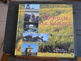 Livre Portraits De Regions No 3 - 2005 - Sans Timbres Ni Pochettes - TBE - Postdokumente