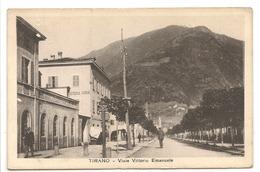 TIRANO - VIALE VITTORIO EMANUELE - Sondrio