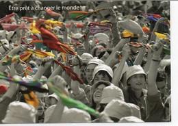 Scoutisme Très Animée Scouts Guides De France - Scouting