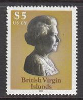 2003 British Virgin Islands QEII JOINT ISSUE Complete Set Of 1 MNH  @ BELOW FACE VALUE - Iles Vièrges Britanniques
