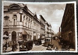 Palermo Via Roma Tram/ Oldtimer Cars/ Please Look Scan - Palermo