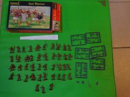 Figurines1/72 Caesar Miniatures-history 026  Inca Warriors - Small Figures