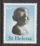 2003 St. Helena  QEII JOINT ISSUE Complete Set Of 1 MNH  @ BELOW FACE VALUE - Sainte-Hélène