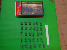 Figurines1/72 Caesar Miniatures-history 032  Chinese Ming  Dynasty Troopers - Figurines