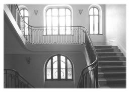 COMBLOUX - Escalier Intérieur De La Résidence Mont-Blanc - Combloux