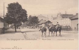 57 - YUTZ - ROUTE DE TREVES ET BRASSERIE - NELS SERIE 101 N° 42 - France