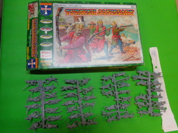 Figurines1/72 ORION  ORI 72010 Turkish Janissary -pesentation Differente) - Figurines