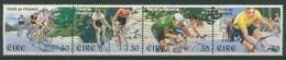 Irland 1998 Radsport Tour De France 1076/79 ZD Postfrisch (95391) - Nuovi