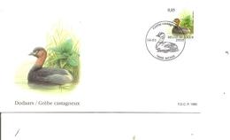 Belgique - Buzin - Oiseaux (  FDC De 2010 à Voir) - FDC