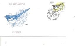 Belgique - Buzin - Oiseaux (  FDC De 1997 à Voir) - FDC
