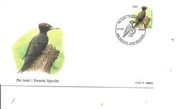 Belgique - Buzin - Oiseaux (  FDC De 2009 à Voir) - FDC