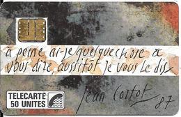 CARTE-PUBLIC-F14-50U-SC3-1988-CORTOT-V°N°Pe102054-UTILISE-TBE - France