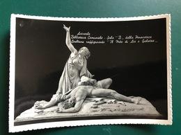 CATANIA ACITREZZA BIBLIOTECA COMUNALE SALA B DELLA PINACOTECA SCULTURA RAFFIGURANTE IL MITO DI ACI E GALATEA - Catania