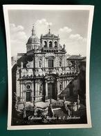 CATANIA ACIREALE BASILICA DI S. SEBASTIANO - Catania