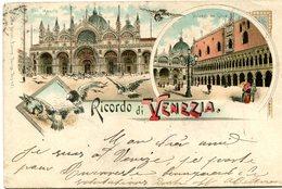 RICORDO DI VENEZIA *** KUNZLI *** VENISE *** - Venezia