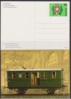 Schweiz Ganzsache1990 Nr.P 245 Ungebraucht ** Dienstsignet Der Post (PK170) Günstige Versandkosten - Stamped Stationery