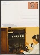 Schweiz Ganzsache1990 Nr.P 246 Ungebraucht **.PTT Museum In Bern (PK173) Günstige Versandkosten - Stamped Stationery