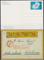 Schweiz Ganzsache1990 Nr.P 247 Ungebraucht **.PTT Museum In Bern (PK174) Günstige Versandkosten - Stamped Stationery