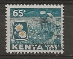 Kenya, 1963, SG  8, Used - Kenia (1963-...)