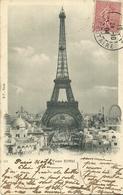 PARIS 7 - Tour Eiffel                     BF 62 - Arrondissement: 07