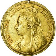 Grande-Bretagne, Médaille, The Imperial Institute - Jubilee, Victoria, 1887 - Royaume-Uni