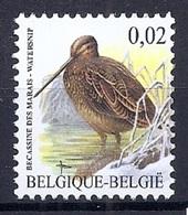 BELGIE * Buzin * Nr 3199 * Postfris Xx * WIT  PAPIER - WITTE GOM - 1985-.. Oiseaux (Buzin)