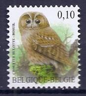 BELGIE * Buzin * Nr 3956 * Postfris Xx * HELDER WIT  PAPIER - 1985-.. Oiseaux (Buzin)
