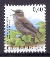 BELGIE * Buzin * Nr 3265 * Postfris Xx * DOF FLUOR  PAPIER - 1985-.. Oiseaux (Buzin)