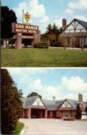 Louisiana Baton Rouge Oak Manor Motor Hotel 1970 - Baton Rouge