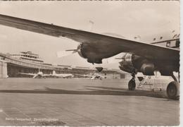 CPM               BERLIN-TEMPELHOF - Aerodromi