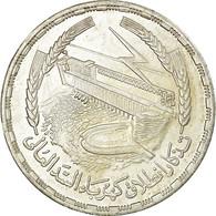 Monnaie, Égypte, Pound, 1968, SUP+, Argent, KM:415 - Egypte