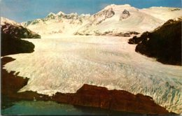 Alaska Juneau Aerial View Mendenhall Glacier - Juneau