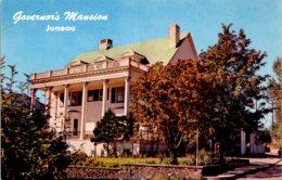 Alaska Juneau Governor's Mansion - Juneau