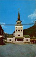 Alaska Sitka St Michael's Cathedral Russian Church - Sitka