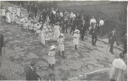 611 - BELGIQUE - CINEY - Procession  Fête Dieu En 1909 - Ciney