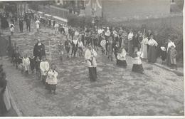 612 - BELGIQUE - CINEY - Procession  Fête Dieu En 1909 - Ciney