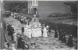 616 - BELGIQUE - CINEY - Procession  Fête Dieu En 1909 - Ciney