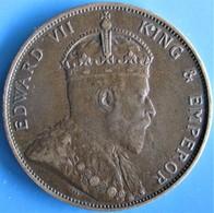 JERSEY 1/24 Shilling Edouard VII / Armes Du Baillage De Jersey 1909, TTB - Jersey