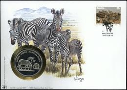 1991, Namibia, 702 NB - Namibie (1990- ...)