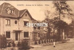 Avenue De La Laiterie - Cointe - Liege