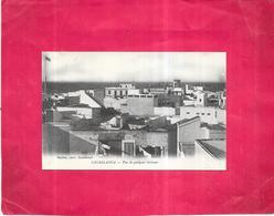 CASABLANCA - MAROC -  Vue De Quelques Terrasses - BIS - - Casablanca