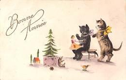 Chats Humanisés (animée Poupée Jouets1924) - Gatti