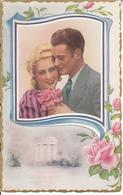 Fantaisie - Ancienne - Amour - Carte Luxe - Women
