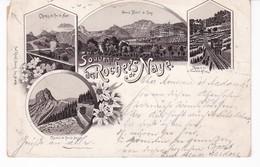 SUISSE(ROCHERS DE NAYE) GRUSS - VD Vaud
