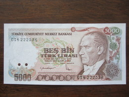 TURQUIE 5000 LIRASI 14/10/1970 UNC - Türkei